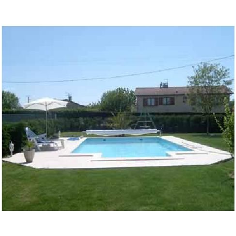 Piscine autoport e 8x4 for Piscine 8x4