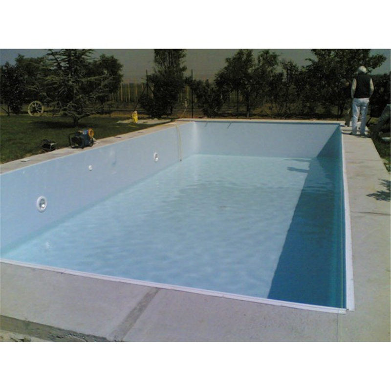 Piscine en kit for Piscine d angle hors sol