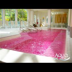 Colorant éphémère pour piscine Aquacouleur Fuchsia
