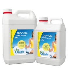 Kit Ovy'Cil 3L PHMB + 2x5L OVY'CHOC