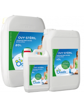OVY'STERIL  Anti-mycoses, virucide