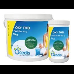 Traitement à l'oxygène actif Oxy tab 20 pastilles 20g