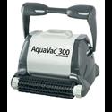 Robot électrique Hayward Aquavac 300 brosses picots avec chariot