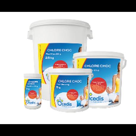 Chlore choc 20g pastilles